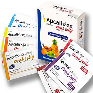 SX Oral Jelly /  Гел – 7 пакета