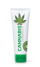 Lubricant with cannabis sativa seed oil Лубрикант с масло от канабис