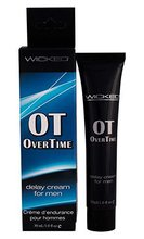Overtime delay cream Wicked Крем за задържане Wicked