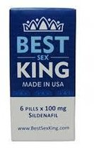 Best Sex King – USA (Sildenafil)