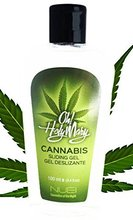 Cannabis sliding gel Oh Holy Mary Гел с канабис Oh Holy Mary