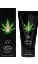 CBD Cannabis waterbased lubricant Лубрикант на водна основа със CBD