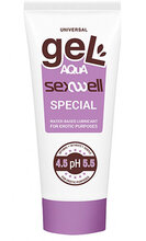 Gel2O Lube Aqua Erotic 200ml Лубрикант Gel2O на водна основа, 200 ml